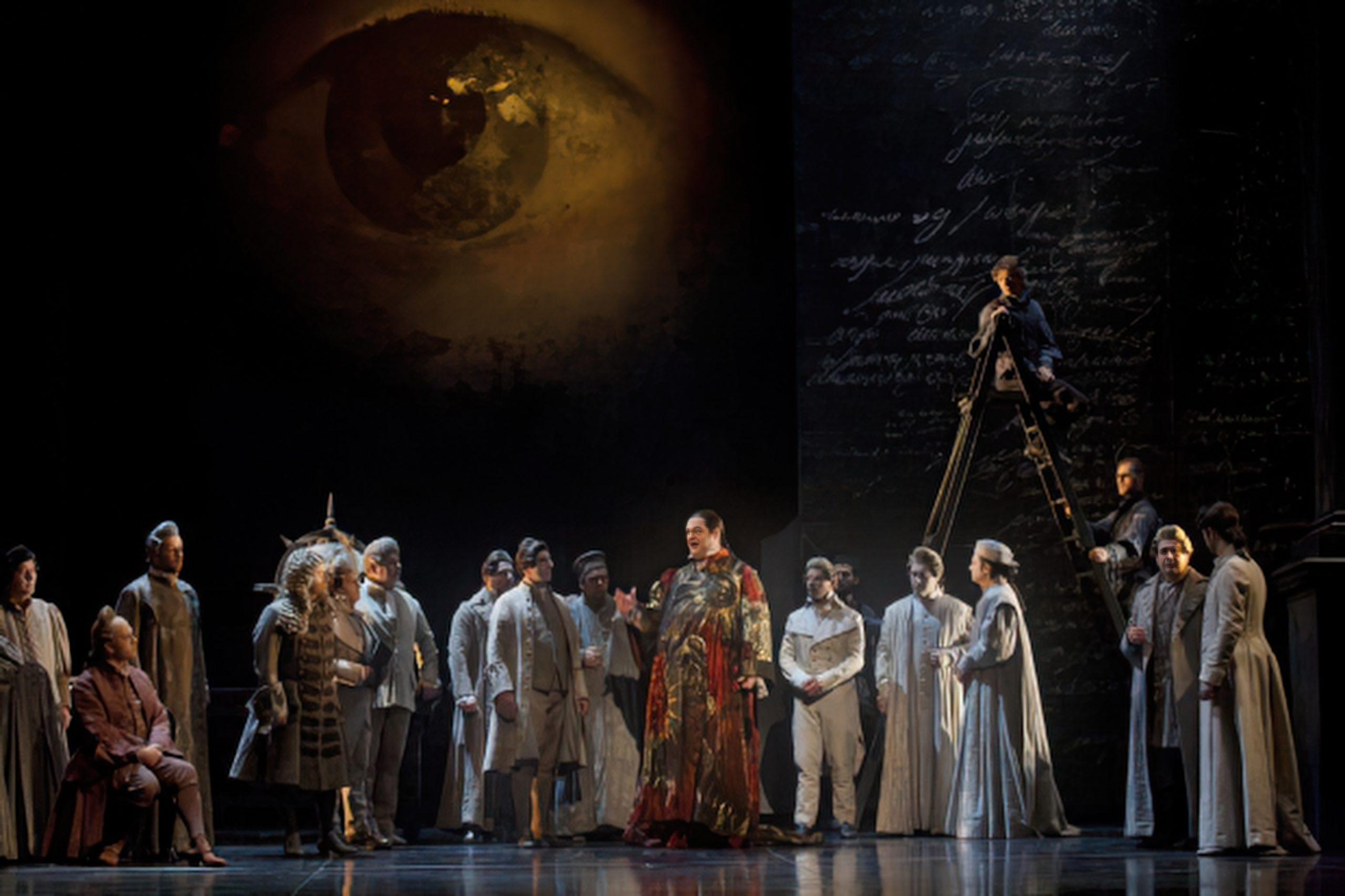 Sarastro/Zauberflöte - Teatro dell'Opera Rom.